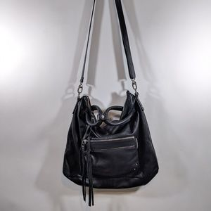 Lucky Brand Del Rey Mini Tote bag (Black)